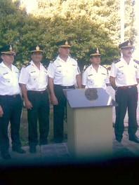 Acto y Homenaje por el -Día del Policia-