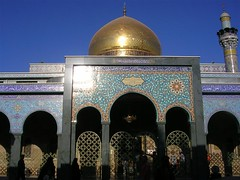 -  (fares-uthrah) Tags: golden persian mosque damascus    sett     zaynab