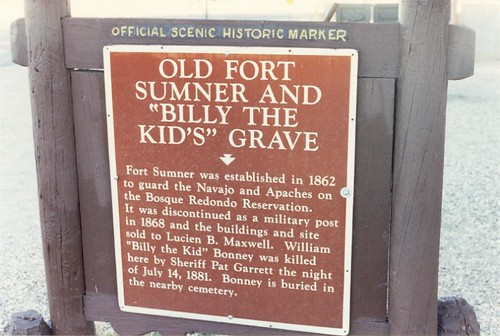 billy the kid grave site. Billy The Kid grave site