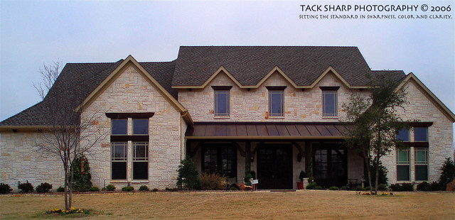 Metal Roof Texas Ranch Style Home Plans - Home Plans, Architecture