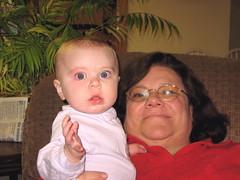 Grandma Bell & Elizabeth