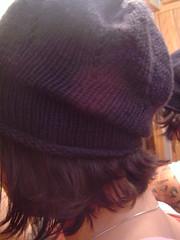 Felicity Hat Back