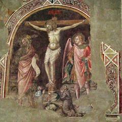 damaged fresco (clickykbd) Ta