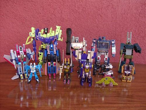 Decepticons G1 1984-1986 (02-Feb-2008)