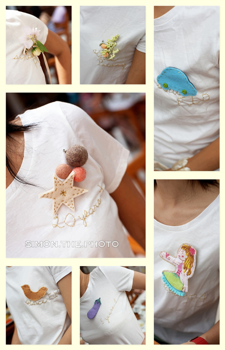 T-shirt by Wendy