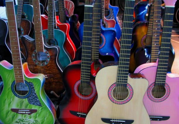 Tecaj gitare centar za mlade na Gazi karlovac