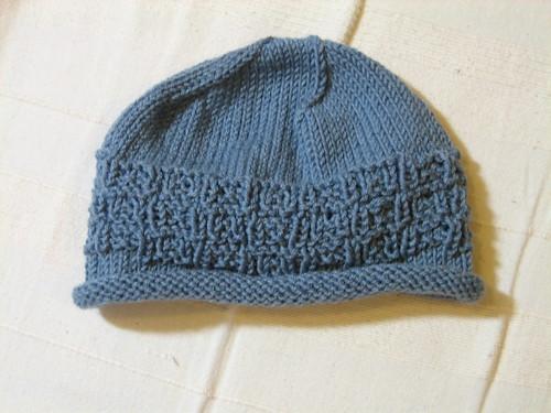 Little Hat in Blue