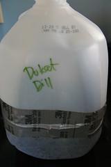 dill bottle