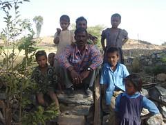 rajasthani villagers