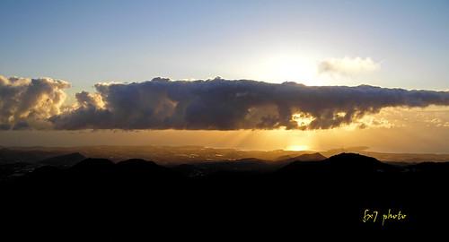 Panorama amanecer