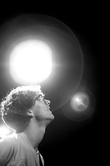 //Erlend (//three letters above space) Tags: bw concert prague praha erlendoye palcakropolis thewhitestboyalive