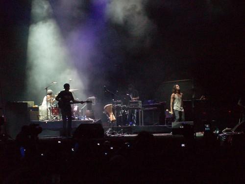 Festival Imperial Costa Rica 2008 - Incubus