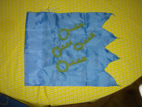 fort flag four keys