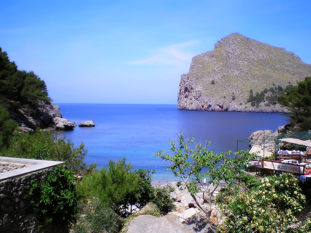 Photo des Baleares n°6. Crique de Sa Calobra