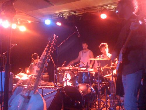 Toubab Krewe @ Satellite Ballroom, 5/9/08