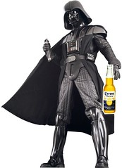 Vader and beer - You don't know the power of Corona