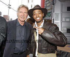 indiana jones and terrance