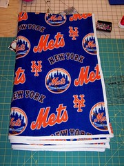Mets Fleece blanket