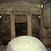 Ägypten 1999 (711) Alexandria: Katakomben von Kom el-Shoqafa