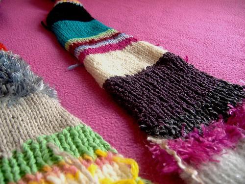 socks - flat - closeup