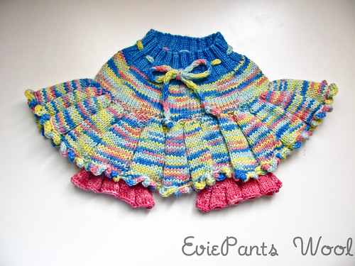 EviePants All in One - Knitter's version