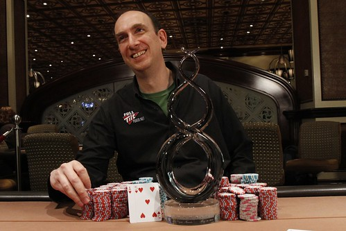 Erik Seidel Wins WPT $100k Super High Roller