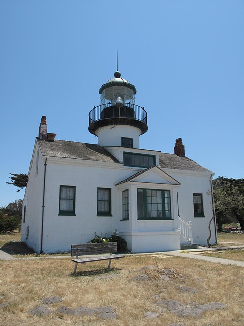 Point Pinos Lighthouse, Pacific Grove