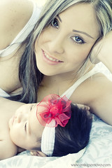 Two angels (AniSuperNova83) Tags: baby love beauty mom sweet amor mother mama bebe lindas belleza bebita salomé pureza supernova83 anamariarincon anisupernova elisabethvillareal