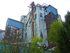 0015raw1 (nate'sgirl) Tags: old abandoned industry broken newjersey rust industrial factory exterior decay nj rusty spooky company machinery rusted carnation norma decrepit exploration derelict decaying southjersey industrialdecay animalfeed route56 indecay landisavenue