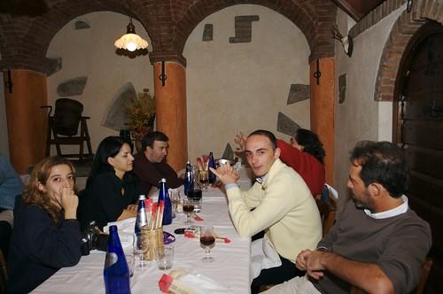 cena blogger bresciana e non