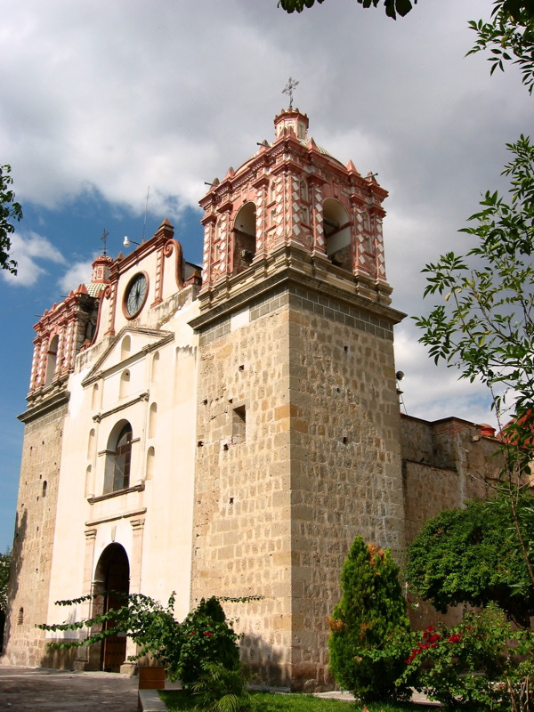 Church of Santo Domingo, Tlacolula