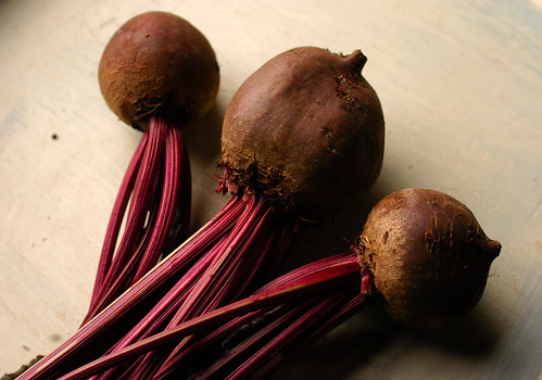 beets are beautiful