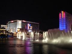 Fuentes del Bellagio, Las Vegas