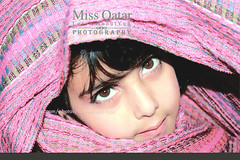 (Missy | Qatar) Tags: pink cute beauty eyes pretty heart pinky lips hazel these behind kido