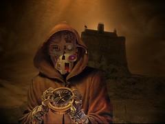 modern man (thewoomachine) Tags: dark robot fantasy cyborg
