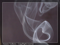Smoky Heart -   ({ahradwani.com} Hawee Ta3kees- ) Tags: light stilllife speed nikon close heart smoke experiment ali hassan soe doha 2007 shutterspeed  nikoncoolpix995 smokeeffect nikone995 flickrsbest superbmasterpiece view10000  superhearts platinumheartaward  hawee haweeta3kees   ta3kees ahradwanicom ahradwani