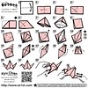 Kyu Chan folding instructions きゅうちゃん