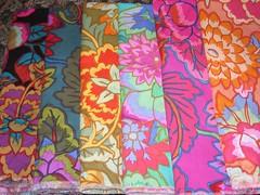 Kaffe Fassett Cloisonne fabrics