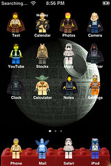 Lego Star Wars Theme designed by soulthoughts
