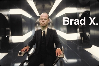 Brad X image for The Offside Rules