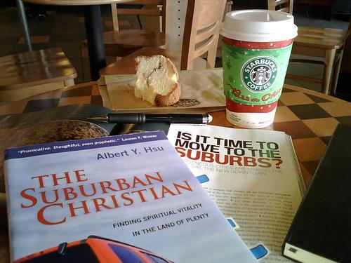 Jesus and suburbia