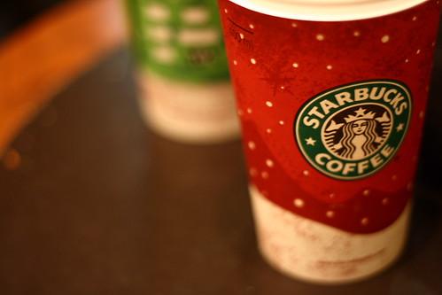 Starbucks @ XMas