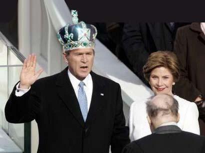 Bush Coronation