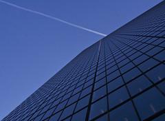 if only (richietown) Tags: building topv111 boston skyscraper plane canon massachusetts stock trails architect getty hancock johnhancock 28135mm impei 30d bostonist richietown