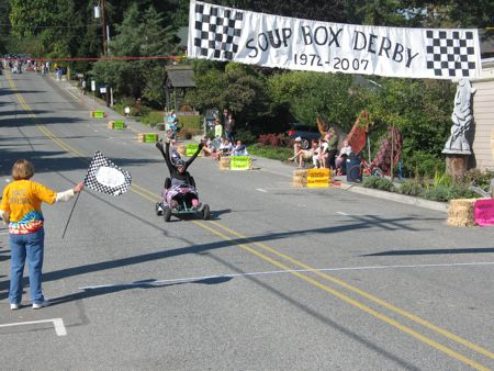 2007 Soup Box Derby