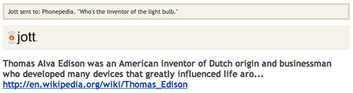 Who's the inventor of the light bulb?