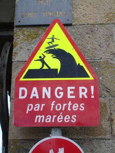 Danger! par fortes marées by :m.y:.