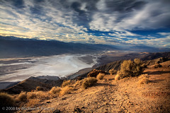Dante's View (Michael Pancier Photography) Tags: deathvalley hdr michaelpancier photomatixpro dantesview landscape deathvalleynationalpark nationalpark srcohibafrozewhiletakingthisshot ivebeentohellandback lawyersgetprofessionalcourttesywhilevisitinghell dontvisitdeathvalleyinsummerlikejonesdoes itsfrigginhotinsummer youwillmelt california sunset theamericansouthwest thewildwildwest usa soe superbmasterpiece golddragon naturephotographer naturephotography floridaphotographer fineartphotography seor seorcohiba wwwmichaelpancierphotographycom michaelpancierphotography miami florida