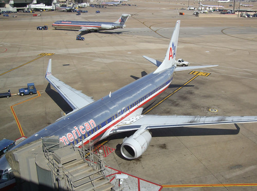 AmericanAirlines at DFW