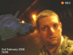 02/02/2008 (Day 2.33) - Cloverfield